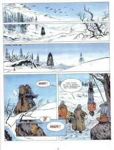 Extrait de Durango -1Bull- Les chiens meurent en hiver