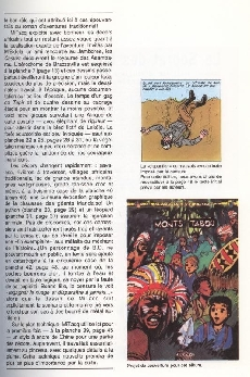 Extrait de Tout Mitacq -3- Les Castors - Par monts et par vaux
