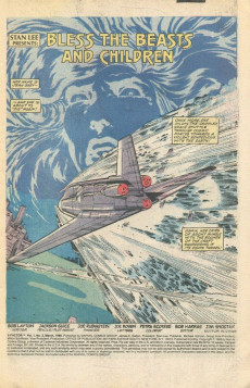 Extrait de X-Factor (Marvel comics - 1986) -2- Bless the Beasts and Children