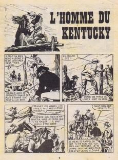 Extrait de Tex-Tone -464- L'homme du Kentucky