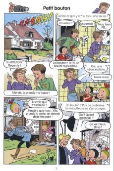 Extrait de Bob et Bobette (Les Juniors) -3- Grosses frayeurs