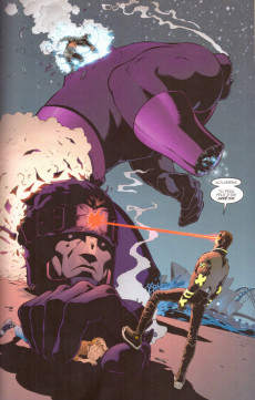 Extrait de X-Men (New) (Marvel Select) -1- E comme extinction