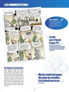 Extrait de L'Équipe de rêve / Légendes -3- Légendes du cyclisme