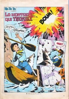 Extrait de Rin Tin Tin & Rusty (2e série) -102- La montagne qui tremble