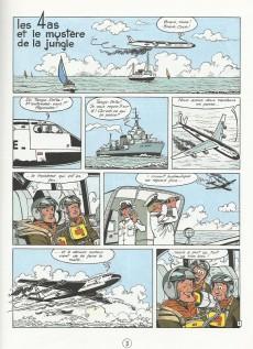 Extrait de Les 4 as -29a94- Et le mystère de la jungle
