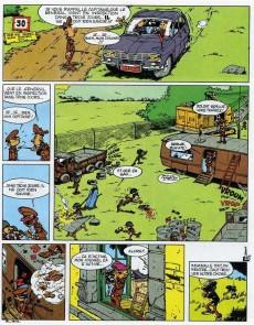 Extrait de Les petits hommes -19a1990- Alerte à eslapion