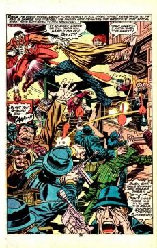 Extrait de Captain America (Marvel comics - 1968) -198'- Captain America's Love Story