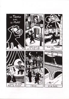 Extrait de Un tango avec la mort