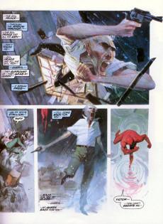 Extrait de Marvel Graphic Novel (Marvel comics - 1982) -24a- Daredevil: Love and War