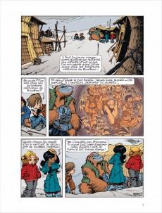 Extrait de Fugitifs sur Terra II - Tome 4