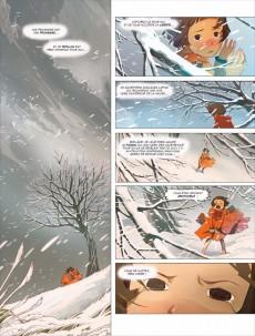 Extrait de Le rêve du papillon -3- Les ficelles du cordonnier