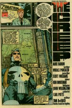 Extrait de Punisher Vol.02 (Marvel comics - 1987) (The) -10- The Creep