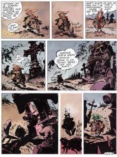 Extrait de Pierre Tombal -7a1993- Cas d'os surprise