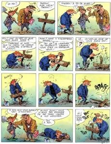Extrait de Pierre Tombal -6a1993- Côte à l'os