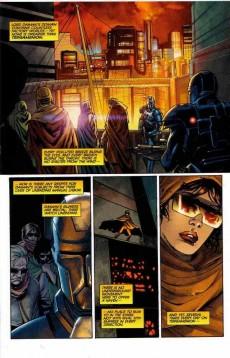 Extrait de Star Wars: Knight Errant (2010) -1- Escape 1