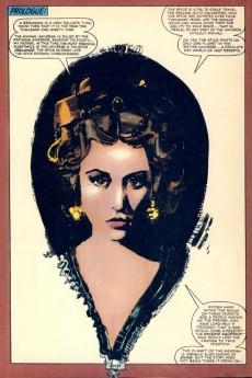 Extrait de Dune (Macchio/Sienkiewicz, 1984) - Dune - The Official Comic Book