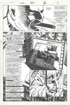 Extrait de Daredevil (1964) -INT- David Mazzucchelli's Daredevil Born Again: Artist's Edition