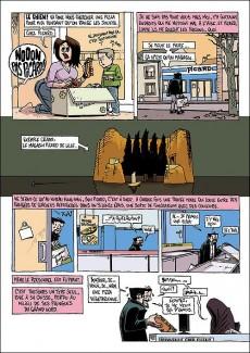 Extrait de Monsieur le chien -3- La fontaine de médiocrité