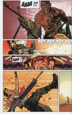 Extrait de Moon Knight (Marvel Knights) -1- Vengeur