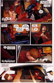Extrait de Spider-Men (2012) -1- Issue 1
