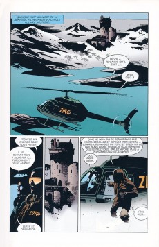 Extrait de Hellboy (Dark Horse France) -4- Au nom du diable