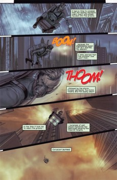 Extrait de Star Wars: Darth Vader and the Ghost Prison (2012) -1- Issue 1