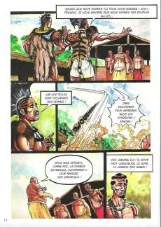 Extrait de Alum Ndong Minko -1- L'affront