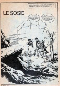 Extrait de Audax (4e série) -5- Le Sosie