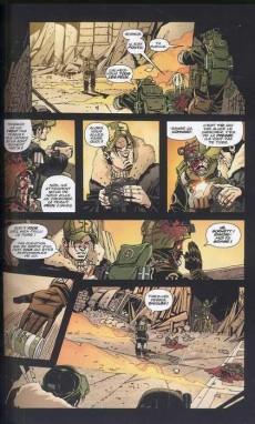 Extrait de DMZ (Urban Comics) -1- Sur le terrain