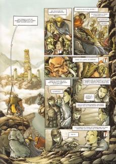 Extrait de Mercenaires -2- Le Seigneur des Trois Cités