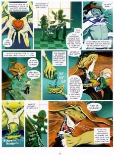 Extrait de Le magicien d'Oz (Chauvel/Fernández) -3a- Volume 3