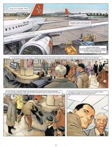 Extrait de Le janitor -1a2011- L'Ange de Malte