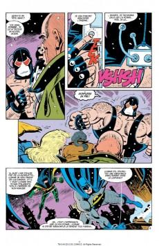 Extrait de Batman : Knightfall -1- La chute