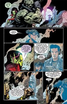 Extrait de Frankenstein, Agent of S.H.A.D.E. (2011) -INT01- War of the Monsters
