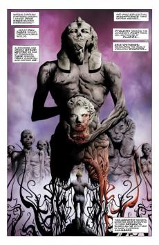 Extrait de Before Watchmen: Ozymandias (2012) -1- Ozymandias (1 of 6) - I Met a Traveler...!