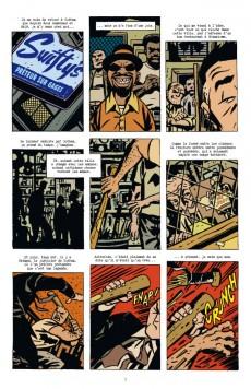 Extrait de Catwoman (Ed Brubaker présente) -1- D'entre les ombres...