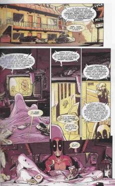 Extrait de Deadpool (Marvel France 3e série - 2012) -1- Gros dur