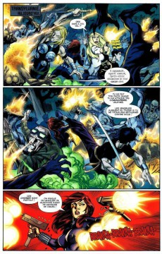 Extrait de Fear Itself : the Fearless (Panini) -2- The fearless (2/6)
