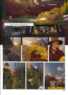 Extrait de Amerikkka -8- Les milices du Montana