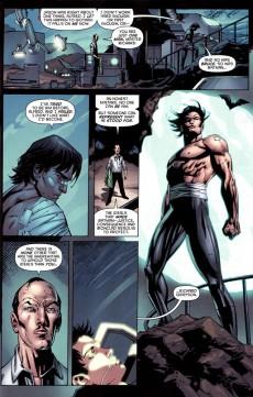 Extrait de Batman: Battle for the Cowl (2009) -INT- Battle for the Cowl