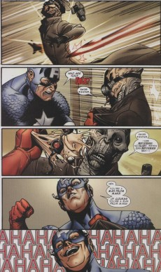 Extrait de Captain America: Man out of time (2011) -INT- Man out of time
