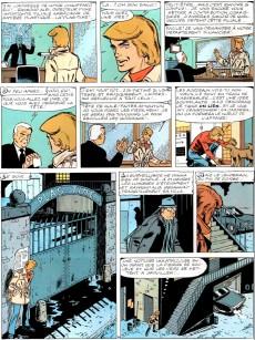 Extrait de Ric Hochet - La collection (Hachette) -20- L'homme qui portait malheur