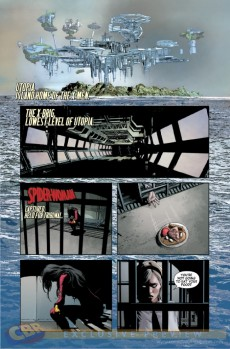 Extrait de New Avengers (The) (2010) -28- AvsX