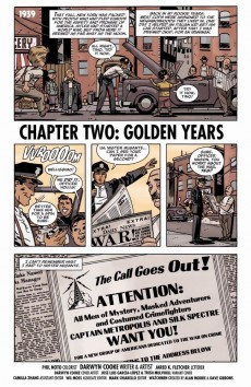 Extrait de Before Watchmen: Minutemen (2012) -2- Minutemen 2 (of 6) - Golden years