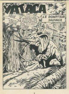 Extrait de Yataca (Fils-du-Soleil) -174- Le dompteur sauvage
