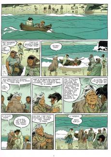 Extrait de Esteban -1b2012- Le Baleinier