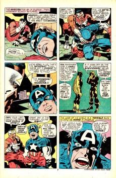 Extrait de Captain America (Marvel comics - 1968) -196- Kill-derby
