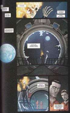 Extrait de Marvel Knights (2e série) -3- Secrets de Famille
