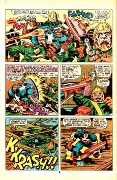 Extrait de Captain America (1968) -195- 1984!