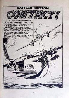 Extrait de Battler Britton -385- Contact